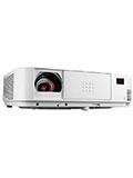 NEC updates its M series projector lineup with 6 new DLP models