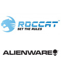 Roccat and Alienware announce exclusive partnership