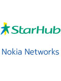 StarHub starts trial of Nokia Networks' Liquid Applications solution at its 4G mobile base stations