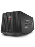 Alienware's graphics amplifier lets you add a desktop graphics card to an Alienware 13 laptop