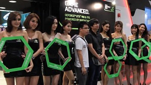 NVIDIA Gamer's Day Singapore - Event highlights