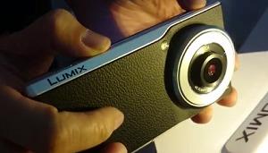 Panasonic LUMIX CM1 Smart Camera walkthrough