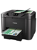 Canon introduces new Maxify color inkjet printers for small and home offices