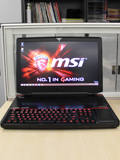 MSI GT80 2QE Titan SLI: The world's most over-the-top gaming notebook