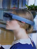 Microsoft dreams of a holographic future; introduces HoloLens headset