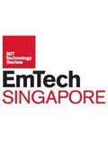 EmTech Singapore: Drones are our future