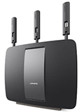 Linksys EA9200 AC-3200 Tri-Band Smart Wi-Fi Router