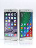 Xiaomi Mi Note vs. Apple iPhone 6 Plus: A closer look
