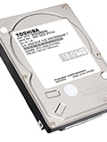 Toshiba announces new 3TB 2.5-inch hard disk drives