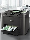 Canon Maxify MB5370 review: An inkjet printer tailored to business needs