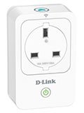 D-Link's Wi-Fi smart plug lets you turn on and off electronic devices on a schedule