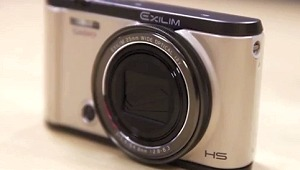 Casio's Exilim EX-ZR3500: A camera that literally makes you look better