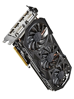 Gigabyte GeForce GTX 960 G1 Gaming 4GB GDDR5 (GV-N960G1 GAMING-4GD)