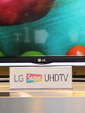 LG's 2015 4K LCD TVs, including a