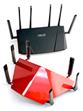 Battle of the AC3200 monster routers: ASUS RT-AC3200 vs. D-Link DIR-890L