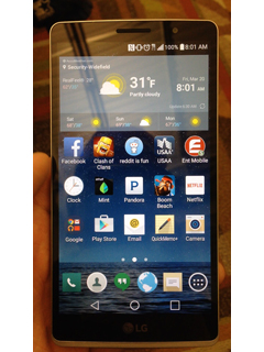 Alleged photos of an actual LG G4 leak online