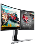 From CES to retail: Samsung's new curved monitors hitting stores soon