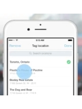 Twitter pairs with Foursquare to allow location tagging in tweets