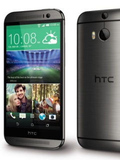 HTC unveils the One M8s with 13MP rear camera and Snapdragon 615 processor