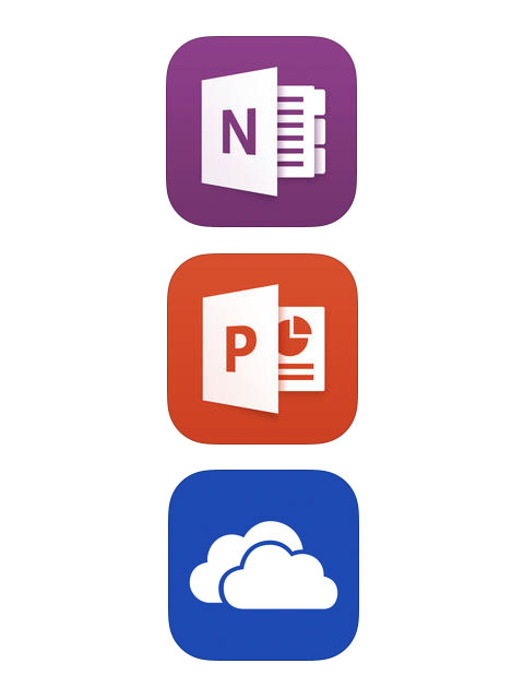 Microsoft's OneNote, PowerPoint and OneDrive iOS apps updated for Apple Watch