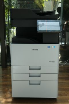 Samsung introduces line of Android-powered multifunction printers