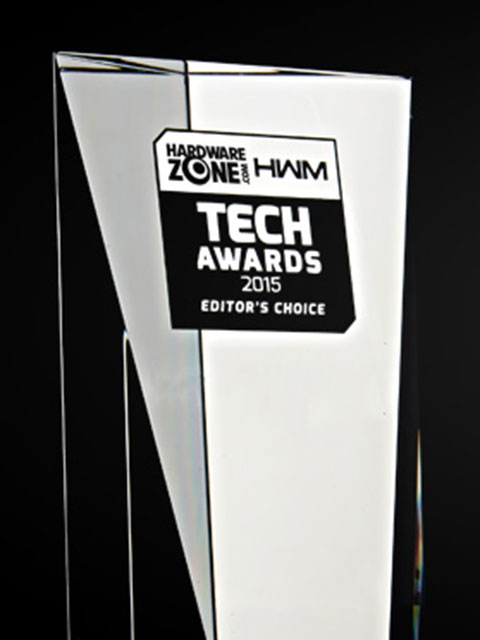 69 brands and products honored at HWM+HardwareZone.com Tech Awards 2015