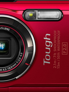 "Olympus announces the latest in their ""Tough"" series of ruggedised cameras – the Stylus Tough TG-4"