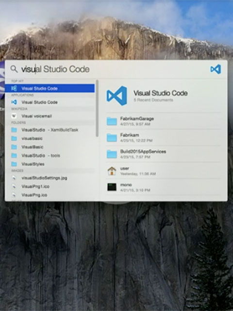 Microsoft announces Visual Studio Code cross-platform code editor