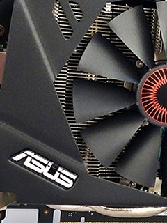 ASUS Strix GeForce GTX 980 OC Edition: Built like a tank