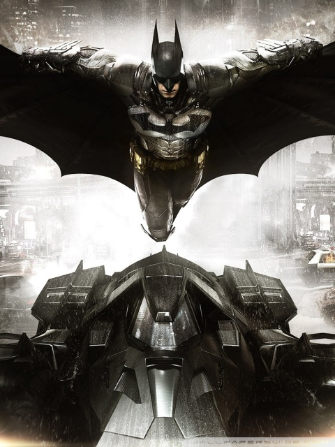 Here's what you need to play Batman: Arkham Knight