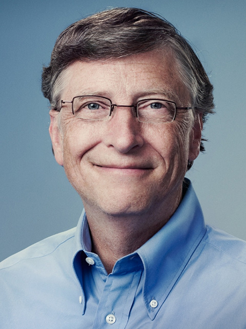 This is the letter Bill Gates sent to employees on Microsoft's 40th anniversary