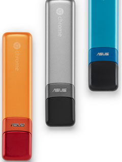 Google unveils new Chromebooks and Chromebit, the dongle that turns your display into a Chromebook