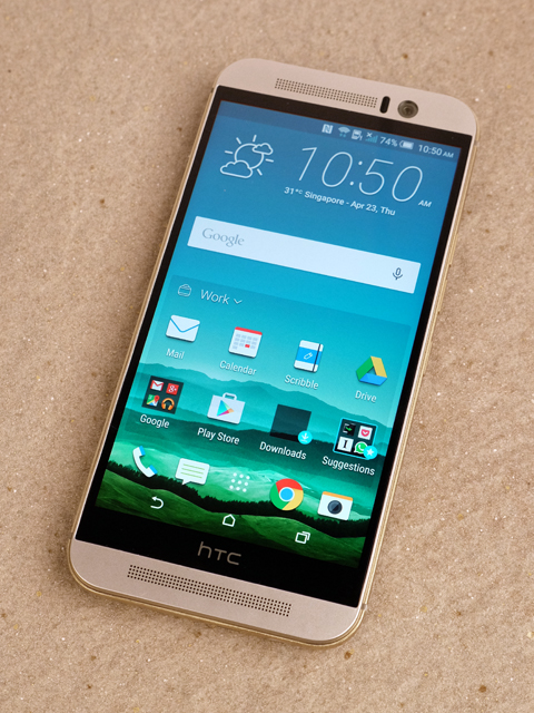 HTC One M9: Another gorgeous flagship, but only modest upgrades