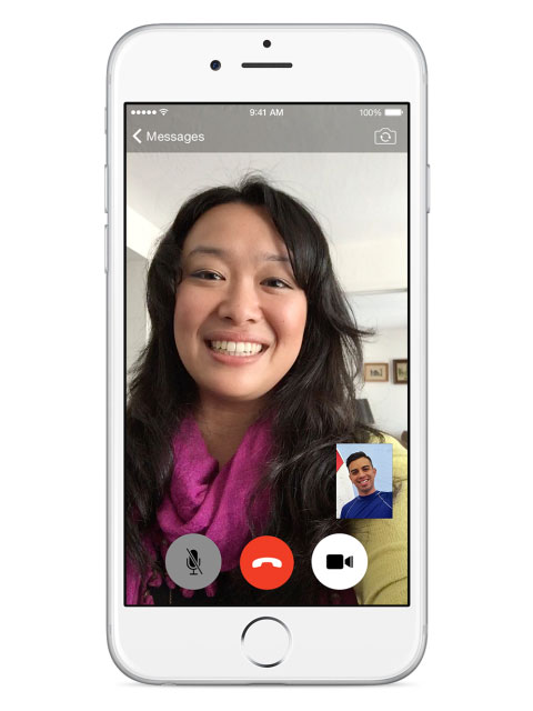 Facebook adds video calling to Messenger