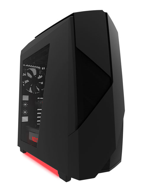 NZXT debuts Noctis 450 mid-tower case with focus on design and cooling