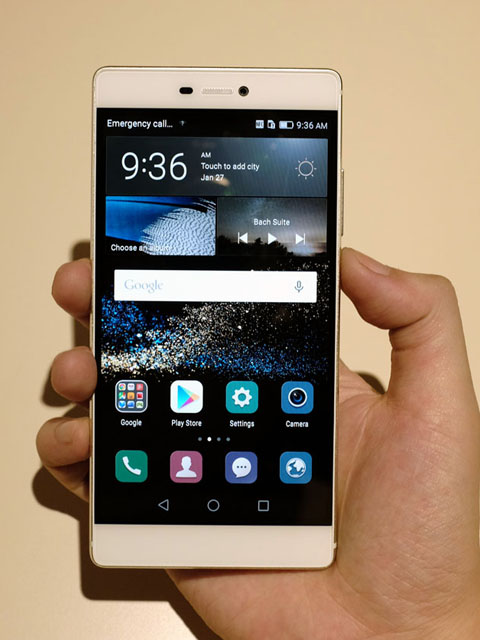 Hands-on: Huawei P8 and P8 Max