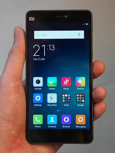 Hands-on: Xiaomi Mi 4i