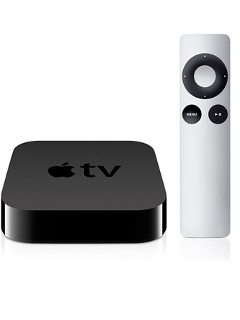 Apple TV to get new remote