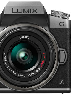 First looks: The Lumix DMC-G7 DSLM camera