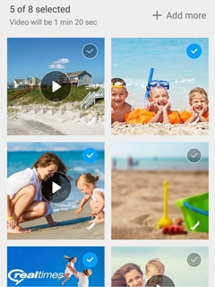 Organize your photos and videos with RealTimes