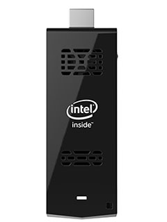 Intel launches Atom-powered Compute Stick!