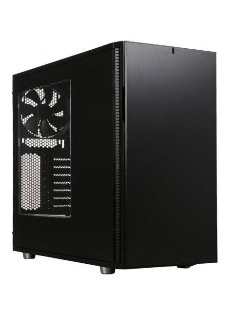 Fractal Design announces Define R5 Blackout with all-black interior and chassis