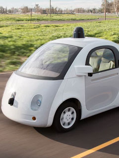 Google self-driving cars to hit public roads in prototype testing