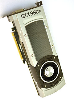 NVIDIA GeForce GTX 980 Ti  review
