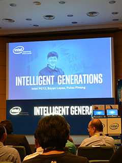 Intel targets entry-level markets with Atom x3 processors, celebrates innovation in Asia