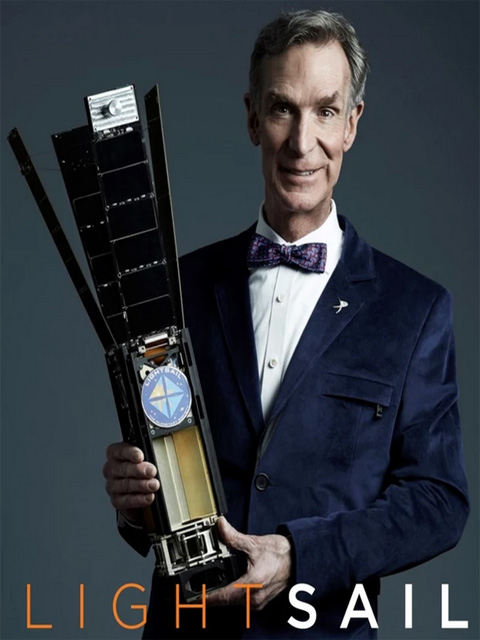 Bill Nye needs your help with the Lightsail