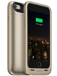 Mophie announces launch of Juice Pack line for iPhone 6 and iPhone 6 Plus
