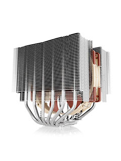 Noctua releases new 140mm single-fan coolers for better system compatibility