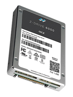 OCZ releases new NVMe compliant Z-Drive 6000 PCIe SSD for enterprise