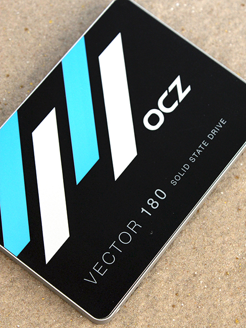 OCZ Vector 180: A decent but unspectacular high-end drive